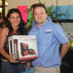 Winner of Schumacher power inverter in raffle.